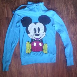 New blouse with Mickey Mouse