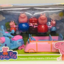 Peppa Pig Happy Driving