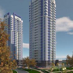 Apartment, 1 room, 41.9 m²