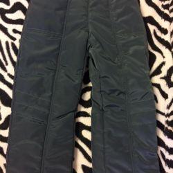 Pants demi season pants