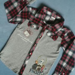 Tricou pentru băiat NOVA.