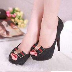 ️ ️New Black 35 gucci / gucci shoes