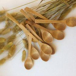 Linguri din lemn (mesteacăn și ienupăr)