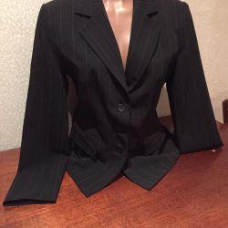 Striped Suit