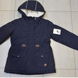 C & A (Almanya) Kızın ceketi sıcak. Yeni.