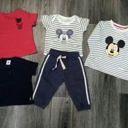 Sportswear 6-12 months