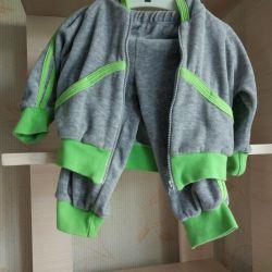 Sports suit r.62-68
