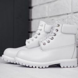 Ботинки Timberland white