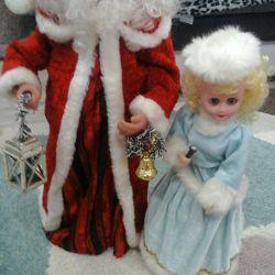 Άγιος Βασίλης και Χιόνι Maiden