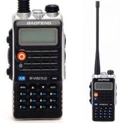 Baofeng UV-B2 plus radio station