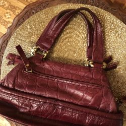 bag Italy genuine leather