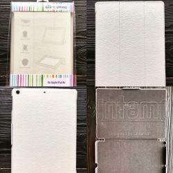 Чехол фирмы Untamo для iPad Air, натуральная кожа