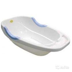 Ванночка для купания+пупсы