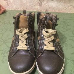 Sneakers, almost new, size 36