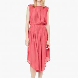 Yeni pilili elbise