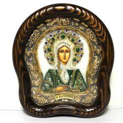 Дивеевская Икона Святая Блаженная Ксения
