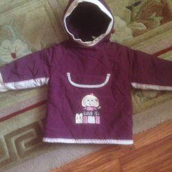 Spring / Autumn jacket size 86