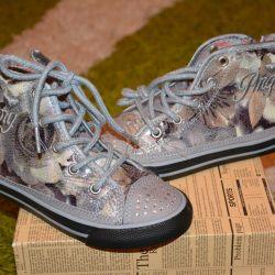 Новые ботинки Primigi Италия демисезон