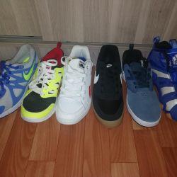 Νέα αθλητικά παπούτσια Nike Reebok Adidas