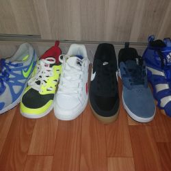 New Nike Reebok Adidas Sneakers