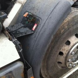 Right wing for Renault Premium East 2