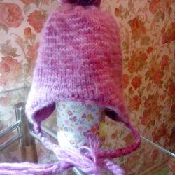Children's winter cap