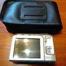 HP Photosmart M537 Camera (6.0 Mpx).