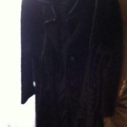 Lightweight Muton Fur Coat