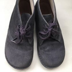 Suede shoes 33 р.