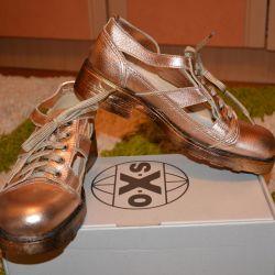 Новые туфли O.X.S. Италия Hand Made