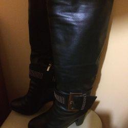 Boots, exchange