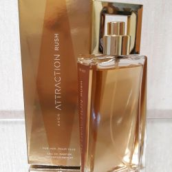 Attraction Rush 50 ml Avon available female