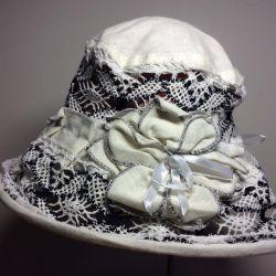Загадочная шляпка, арт 033, размер 54-58
