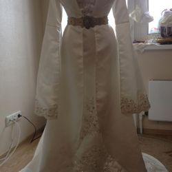 New wedding national Caucasian dress