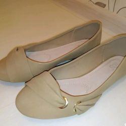 Ballet shoes new p. 38