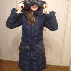 Χειμερινό σακάκι για κορίτσια 11-14 ετών