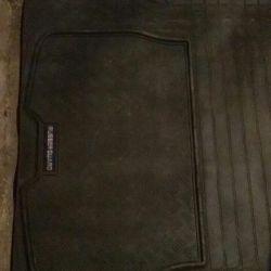 Luggage mat