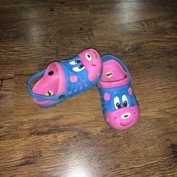 Сабо кроксы сандалии для пляжа