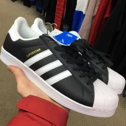Adidas Superstar Winter Sneakers
