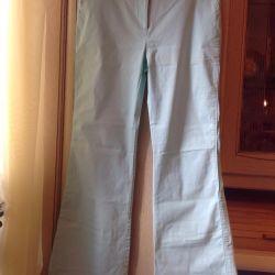 Pantaloni r.48, culoarea mentă