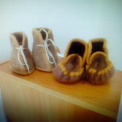 Κάλτσες για παιδιά, ζεστό