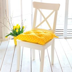 Cushions for chairs, sets to order