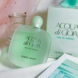Parfum NOU Giorgio Armani Aqua di Gioia, 50 ml.