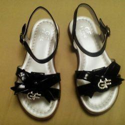 New Sandals p.27 17.5 cm GF Ferre Italy