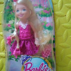 Mattel Chelsea doll new, packaged