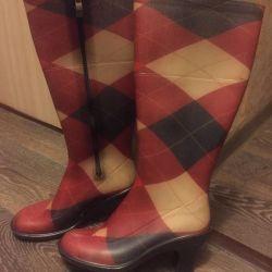 Καουτσούκ μπότες Rain