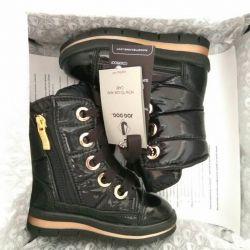 Jog Dog boots new