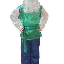 Gnome costume, gnome carnival costume