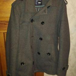 Мужское пальто, р-р 48-50-52