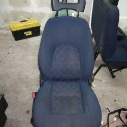 Καθίσματα οδηγού Fiat Ducato